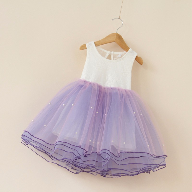 C71312A new model girl dress kids dress frock design for baby girl little girls party dresses