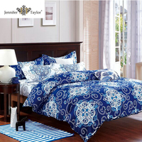 made in india bed comforter set /buy wholesale direct from China disposable bed sheet duvet cover set