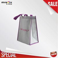 High quality foldable exhibition shopping bag hand bags hot selling products alibaba China europe standard pp non woven bag