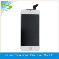 100% .original new repair usage touch Alibaba express in Spanish 4.7 inch lcd screen for iphone 6