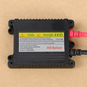 Car Lighting system hid ballast ignitor
