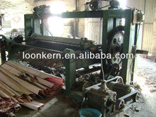 8 feet wood veneer peeling machine/spindle veneer rotary lathe