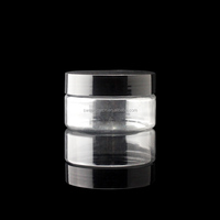 100ml plastic jar for cosmetic