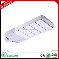 high led luminus efficiency LED street light 200W 5 years 100lm/W