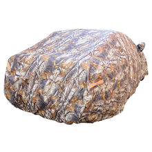 Camouflage All Weather Protection Car Cover Car Tent