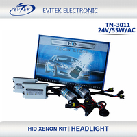 Cheap Hottest 24V 55w Hid Xenon Kits Xenon Hid Lamp kits 55W Hid Xenon Kit For 4x4 Truck Tractor Light