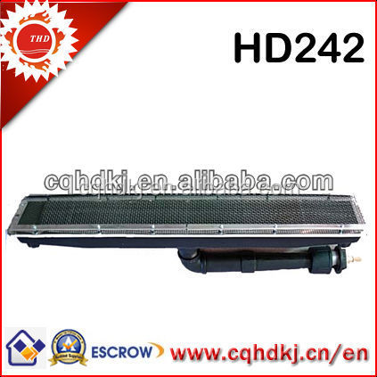 IR infrared ceramic gas oven heating element