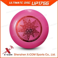 X-COM Flying Disc Sports Team Personalized 175 Frisbee Golf Disc