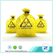 Clinical disposal plastic bag biohazard waste bag