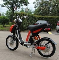 elegant moped Pedaled Electrical scooter