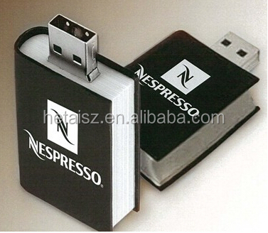 custom usb flash drive book/ usb stick book/ book shaped usb flash drive
