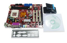 8601 Motherboard With One ISA slot and P3 LGA370