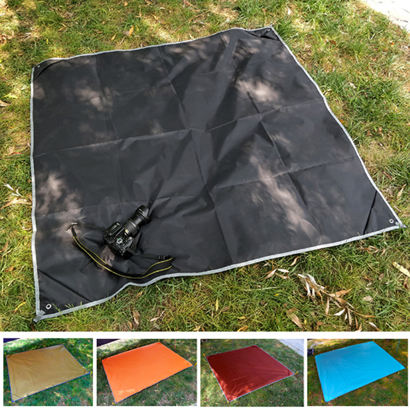 Lightweight 7x9ft Beach Blanket Anti Sand at Target to Easy Carrying Hemmed with Sand Pocket and loops