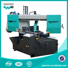 Portable Rotary Angle Band Saw Stainless Steel Grinding