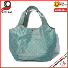 cheap price small size foldable shopping bag custom printed shopping bag