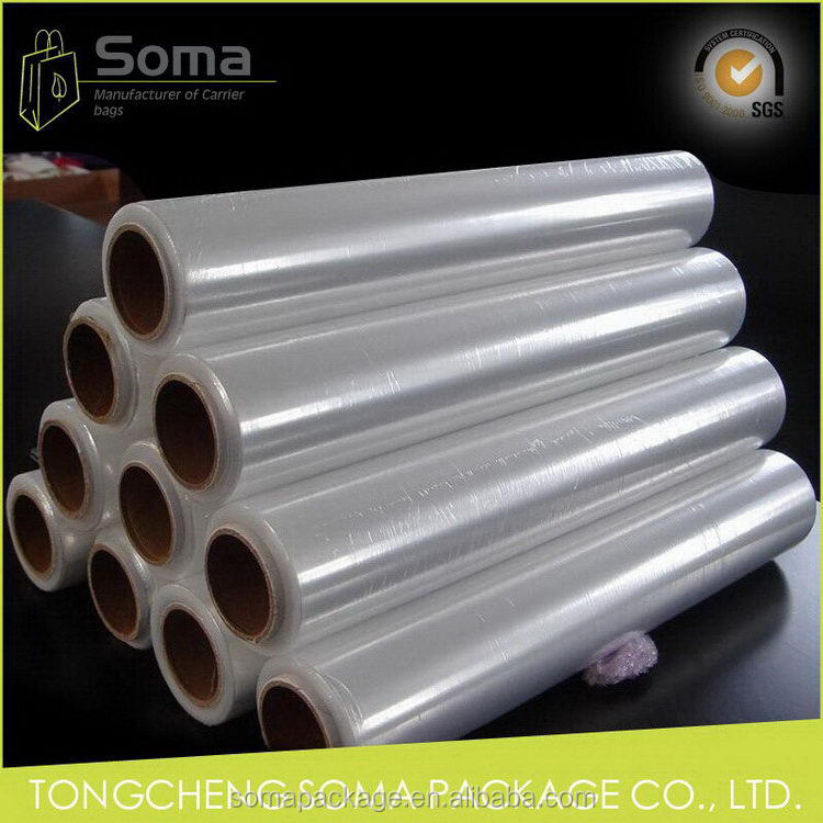 Best quality new products clear stretch film polyethylene