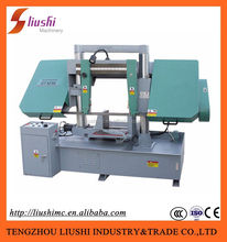 GT4250 Double Column Structure Band sawing machine HOT SALES