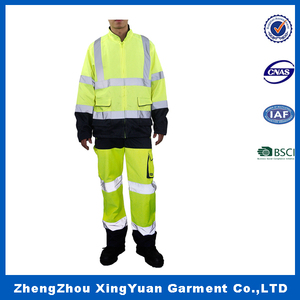 2016 Newest Cotton Long Sleeve Men Wholesale Safety Shirts,coverall&overall
