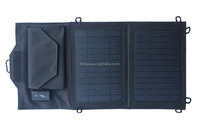 Foldable Solar Sport Charger for iPhone 6 or Samsung, Solar Foldable Charger