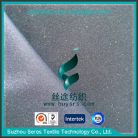 pongee fabric for bed sheet,dull pongee fabric,best sell polyester half ball pongee fabric