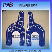 PVC Inflatable promotional advertising hand
