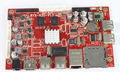 Small size high effective1080P android OS media decoding board with touch function
