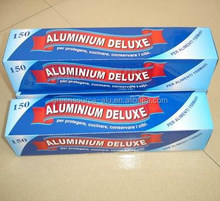 Kitchen Use Aluminum Foil For Chocolate Packaging