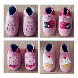 Leather Infant Baby Genuine Leather Shoes 2016