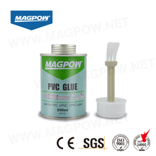 Magpow Polyethylene Pipe Clear Plastic PVC Laminated Glue