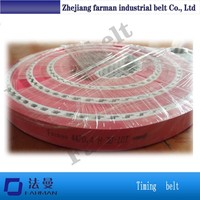 China Industrial Rubber Seamless Timing Belt