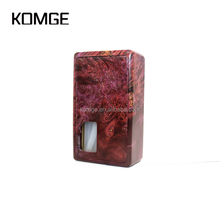 Best Selling Keel Mod Wooden Mechanical Vaporizer Vape in USA Sale