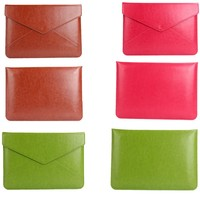 Top quality smart case laptop leather sleeve for 11.6 inch from China manufacture