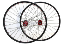 "Full carbon 29ER MTB mountain bike clincher wheelset 29"" carbon fiber mountain bike wheels"