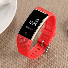 S2 fitness tracking smart watch band with waterproof IP67