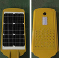 integrated solar led street light lamp