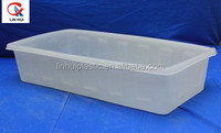 Supply rectangular water trough cattle drinking trough