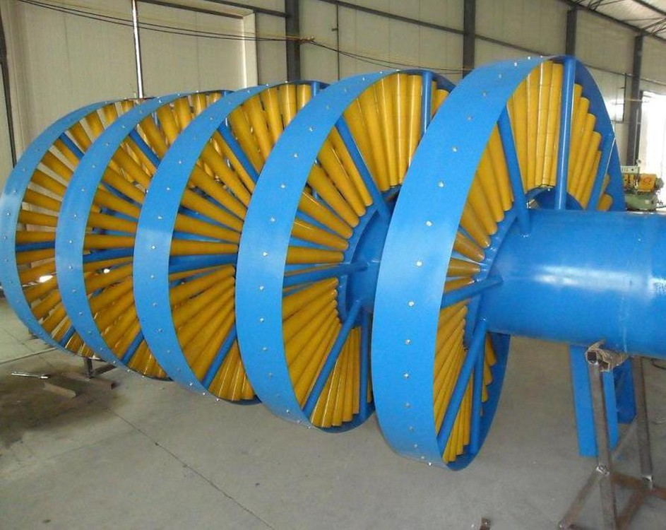 Vertical screw conveyor for hot sale