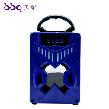 2018 new design BBQ KBQ-1703 5W 500mAh Mini Bluetooth woofer speaker