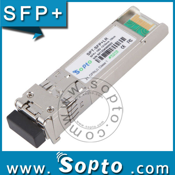 10G SFP+ Transceiver module 1310nm 10km Ethernet appliacation SFP-10G-LR