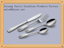 Western tableware / Stainless Steel Knife and fork spoon ,Gift Set