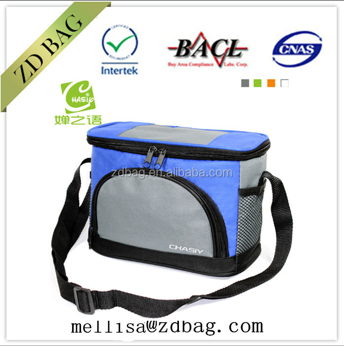 outdoor fitness disposable insulated cooler bag fabric lunch box for kids