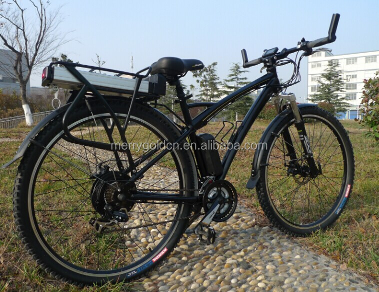 500W 48V 13Ah Samsung lithium newest fastest cool electric bicycle for men