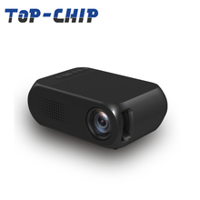 Portable home theater 320x240 pixel 1080p led mini projector video projector YG320