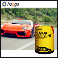 foshan geicai serious fast drying polyurethane hardener for car paint