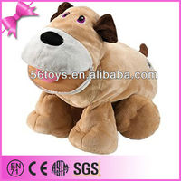 Top Quality stuffed singing dog musical plush toy