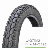 cheap popular motorcycle tubeless tire 100/90-17