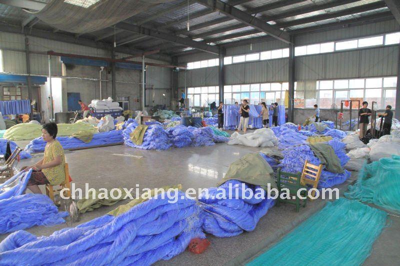 производители рыболовных сетей в китае