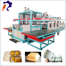 Approval ps fast food container thermoforming machine