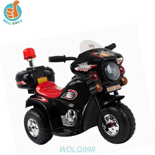 WDLQ998 Cheap Price Ride On Electric Toy Child Boys Toddler Motorcycle Bike Luggage Carrier For Car