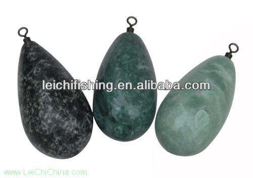 hot stone fishing sinkers